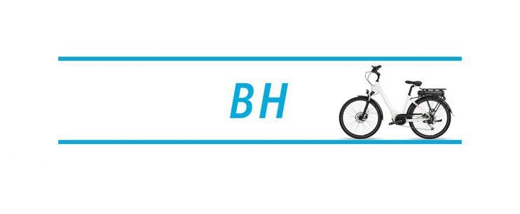 Console vélo électrique BH