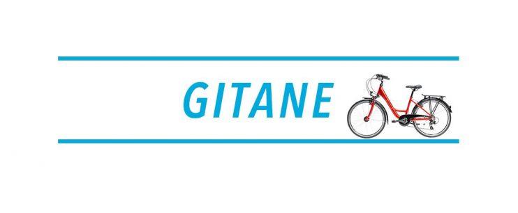 Console vélo électrique Gitane