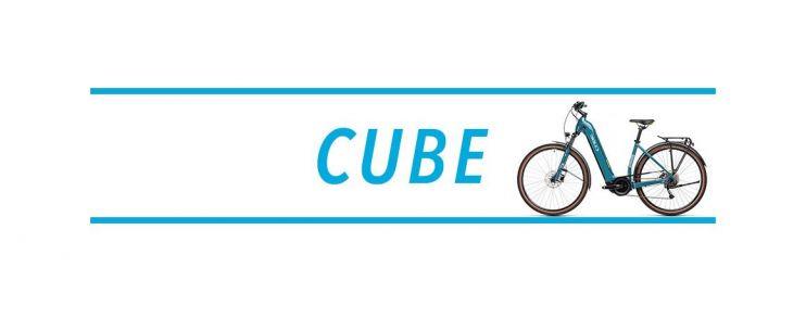 Console vélo électrique Cube