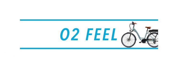 Console vélo électrique O2 Feel