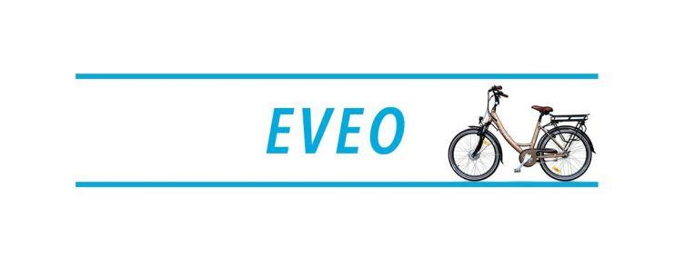 Console vélo électrique Eveo