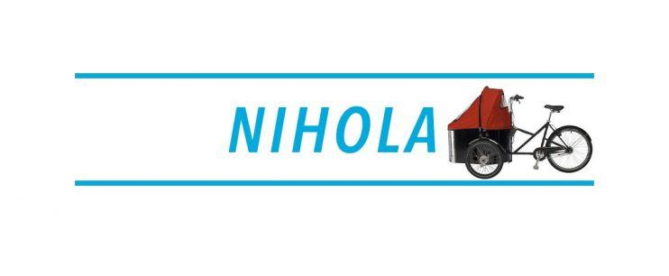 Console vélo électrique Nihola