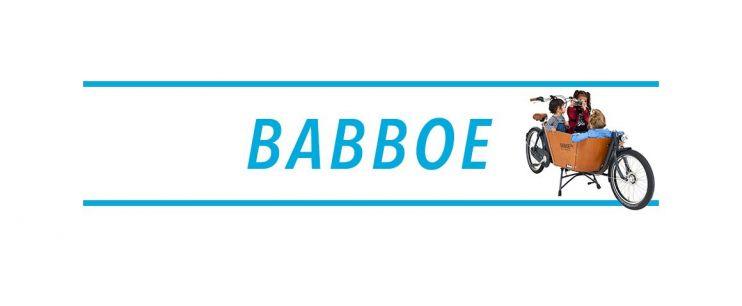 Console vélo électrique Babboe