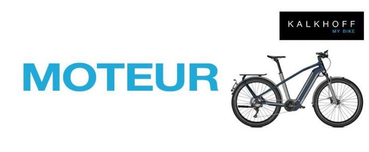 Moteur vélo électrique Kalkhoff