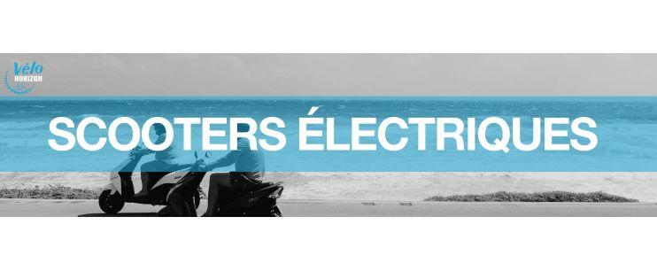 Scooters électriques Govecs