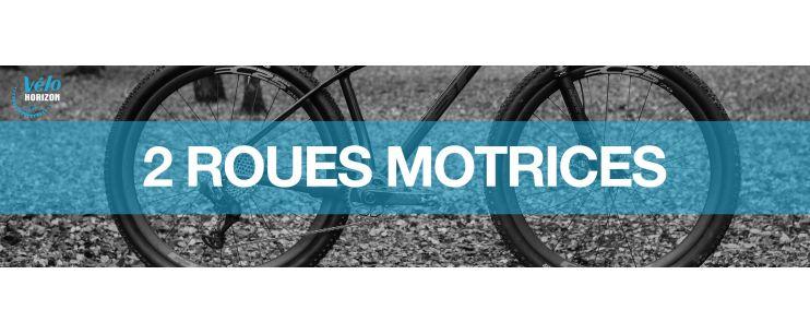 Véloélectrique 2rouesmotrices