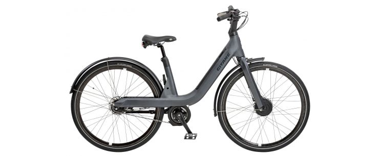 Vélo électrique Urbain Gitane