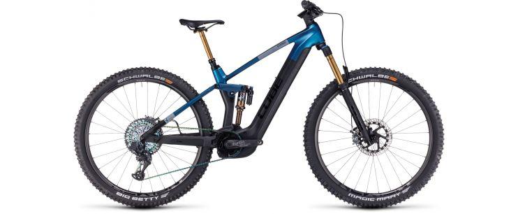 Vélo électrique Cube Stereo Hybrid 140