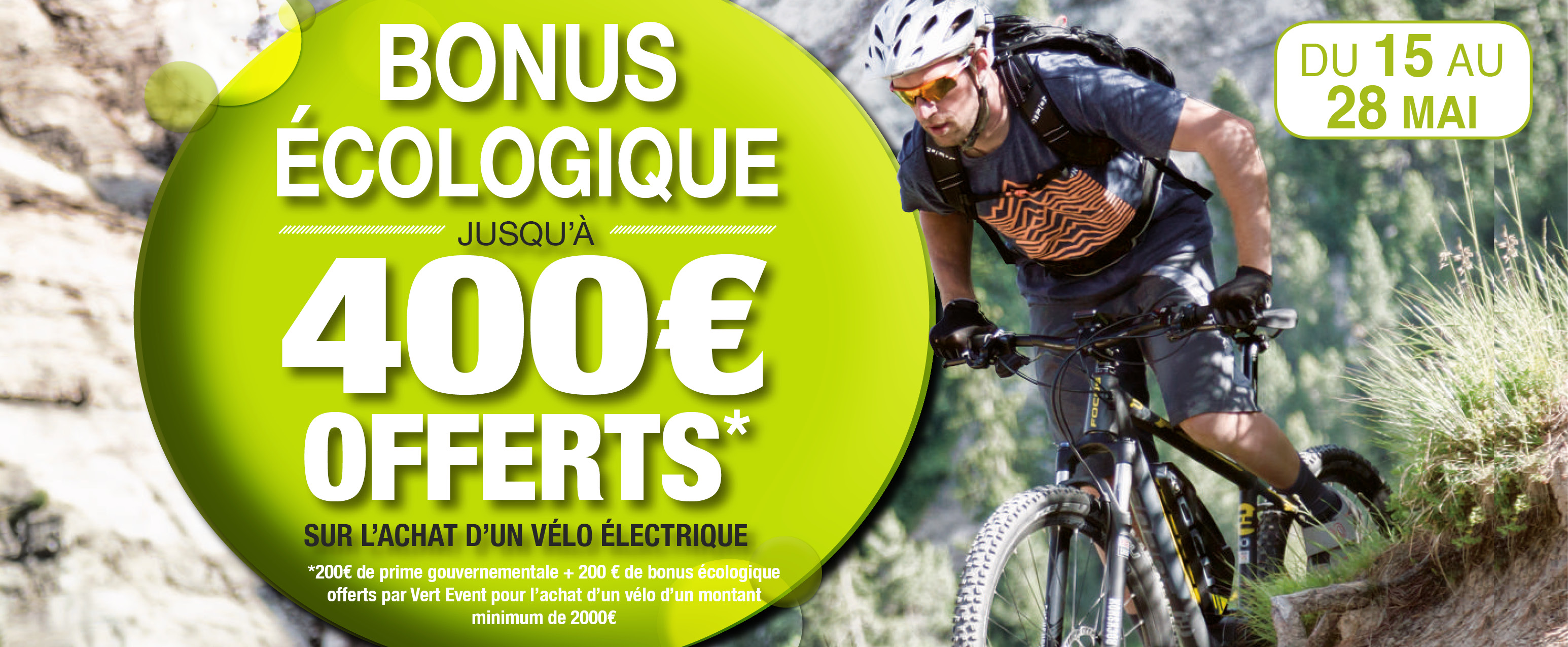 Bonus Eco doublé en mai