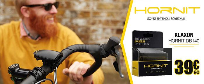vélo électrique klaxon Hornit 140db